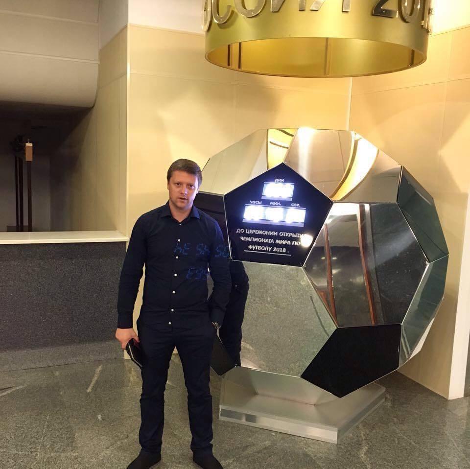 В «Роторе» появился тренер-селекционер из Волгограда