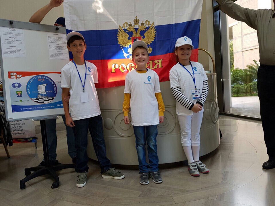 «Ростелеком» поддержал команду волгоградских шахматистов на чемпионате мира