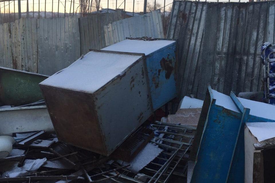 Похитители мусорных баков в Волгограде рассказали, зачем им это