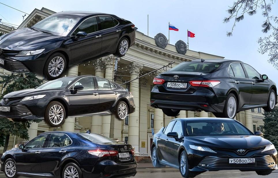 Вместо разбитого автомобиля волгоградского замгубернатора областная администрация закупает сразу 16 машин