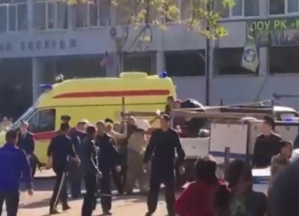 Пережившие серию терактов волгоградцы выражают соболезнования погибшим в Керчи