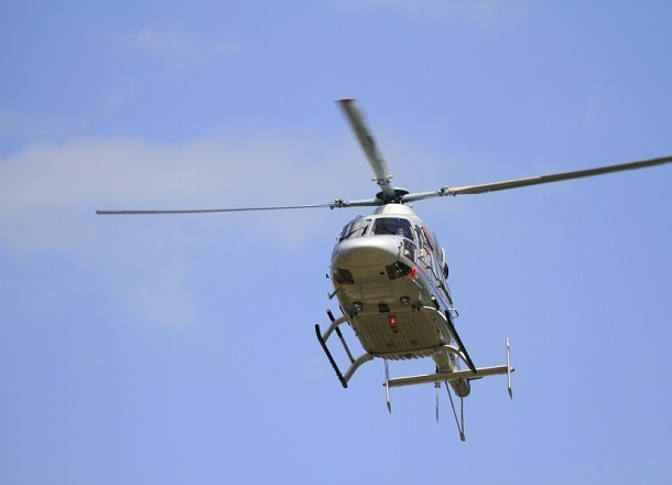 Вертолет санавиации за два года спас жизни 500 волгоградцам