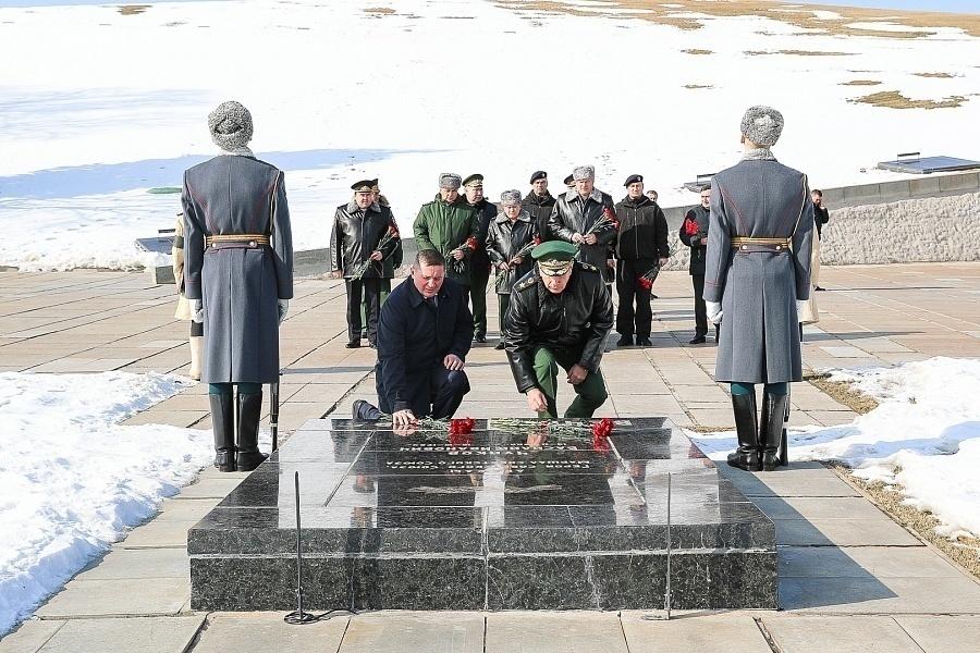 После посещения Мамаева кургана генерал Золотов встретится с волгоградскими росгвардейцами