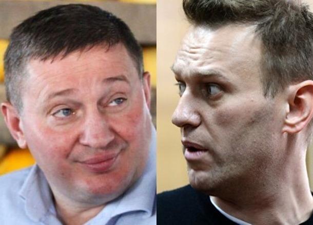 Конкурентом Навального на оппозиционном поприще назвал губернатора Андрея Бочарова волгоградский общественник