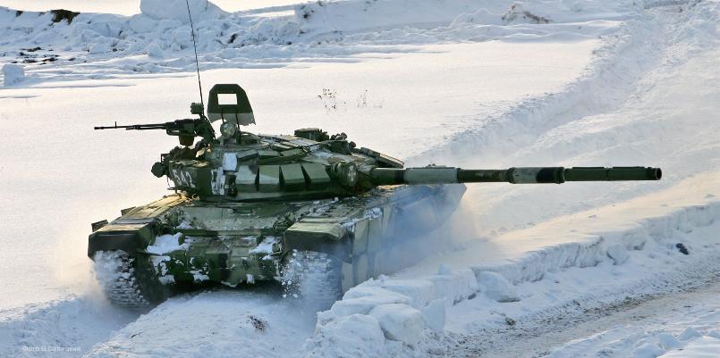 В страшный январский мороз солдат Волгоградского гарнизона отправили на полигон