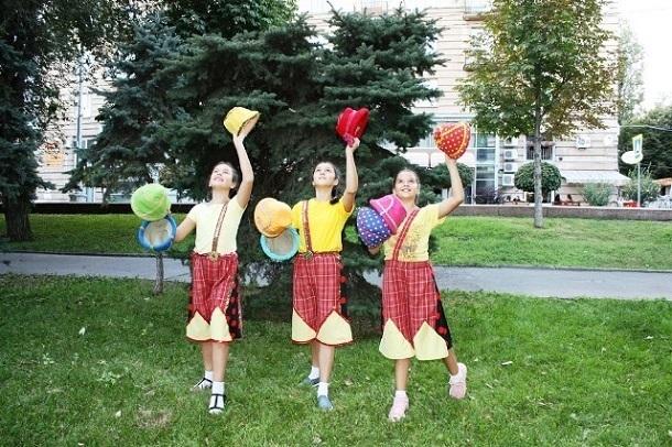 Пушистые фьёки будут развлекать болельщиков на улицах Волгограда
