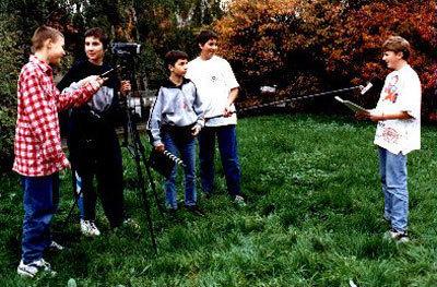 Для маленьких жителей Волгограда стартует проект «Невзрослое ТВ»