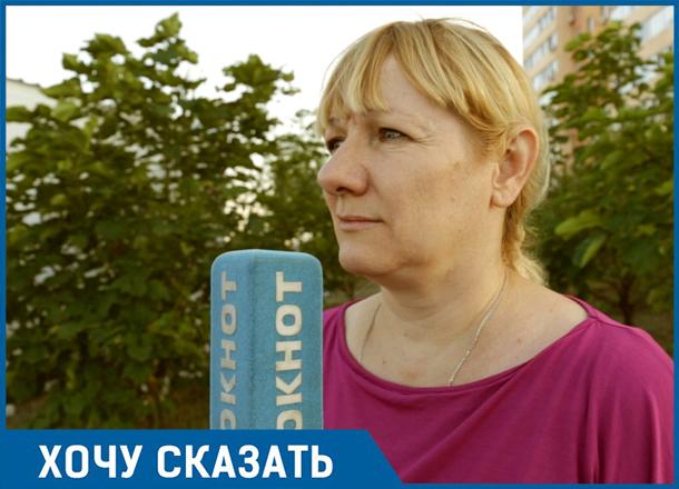 УК обещала нам благоустройство, а получился ларек, – жительница Советского района Волгограда