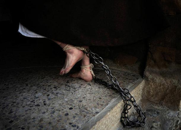Всю правду о рабстве в Волгоградской области раскрыла полиция