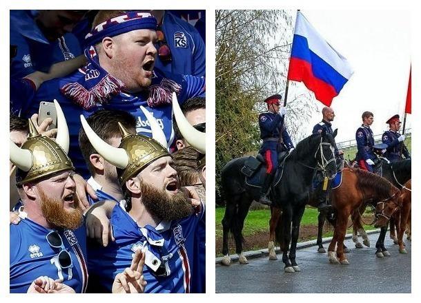 Волгоградские казаки и исландские викинги готовятся к противостоянию