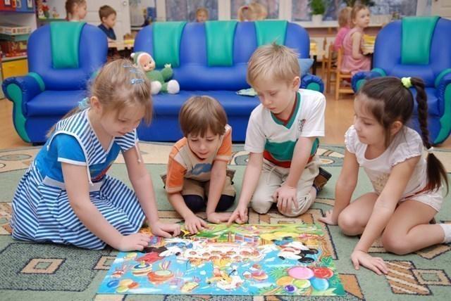 Малышей в Волгограде будут воспитывать в семейных детских садах