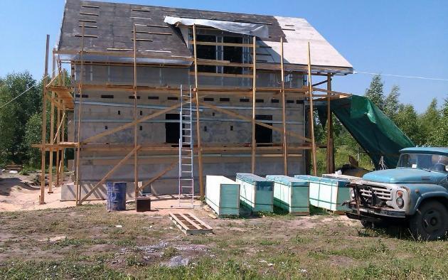 В Волгоградской области почти перестали строить многоквартирные дома