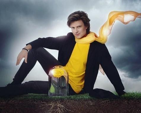 Прохор Шаляпин стал маленьким принцем, влюбленным в желтую розу