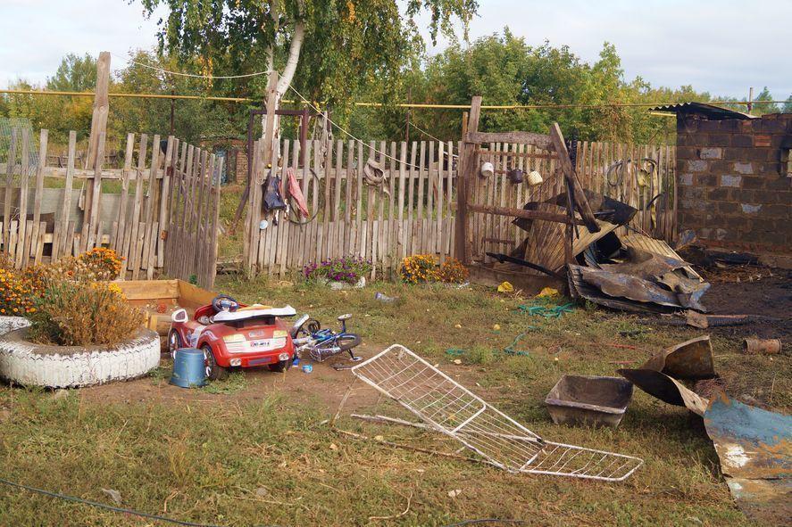 Под Волгоградом мать оставила 3-летнего сына умирать на земле