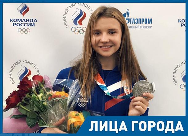 Перед ЧМ-2018 у нас забрали Центральный бассейн, заниматься до сих пор негде, - серебряная призерка юношеских Олимпийских игр из Волгограда
