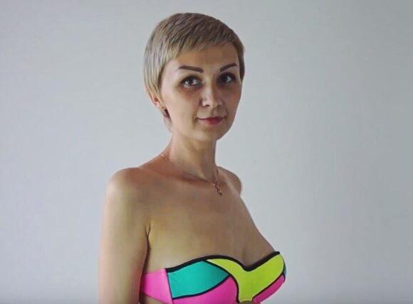 Пятнадцатая участница кастинга «Мисс Блокнот Волгоград-2018» Ирина Васильева