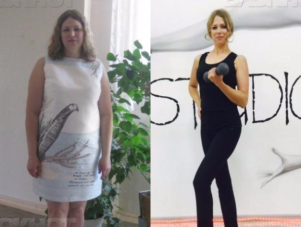 Жительница Волжского сбросила 30 кг ради конкурса красоты