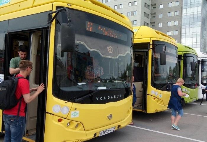 Опубликован номер для жалоб на транспорт Волгограда во время ЧМ-2018