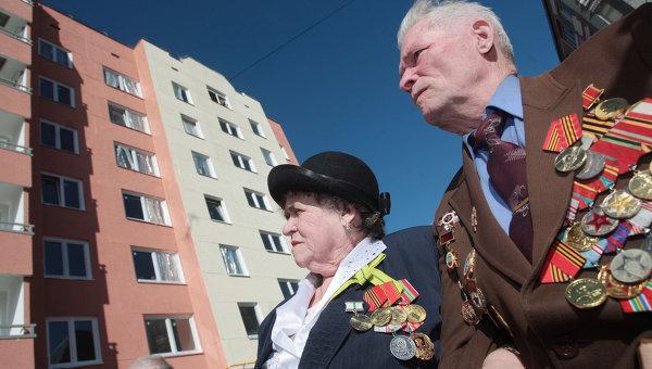 В Волгограде ветеранам ВОВ выплатили 150 тысяч на ремонт квартир
