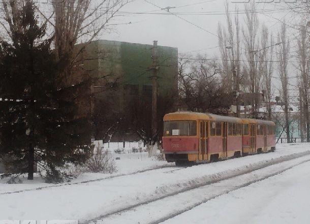 Волгоградский скоростной трамвай перешел на усиленный режим работы