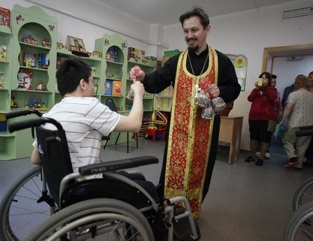 Волгоградцев просят помочь православному центру социальной реабилитации