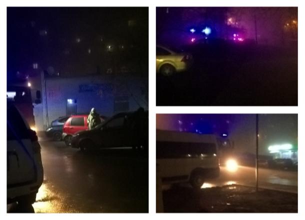 «Боги парковки» заблокировали спешащую на вызов машину МЧС в Волгограде