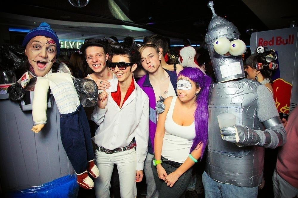 Хэллоуин в Волгограде: топ-10 эпатажных образов