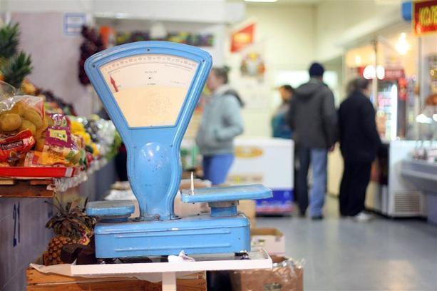 Центральный рынок Волгограда перечислил в бюджет смешные деньги