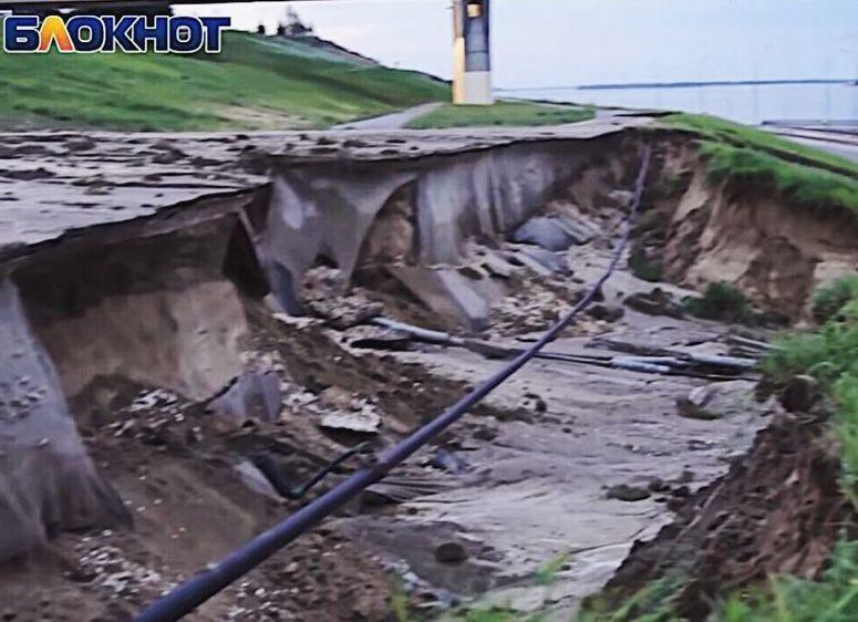 Эксперты назвали причину страшных разрушений у «Волгоград Арены»