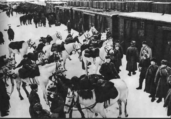 Кавалерия отбила ключевой пункт на южных подступах к Сталинграду