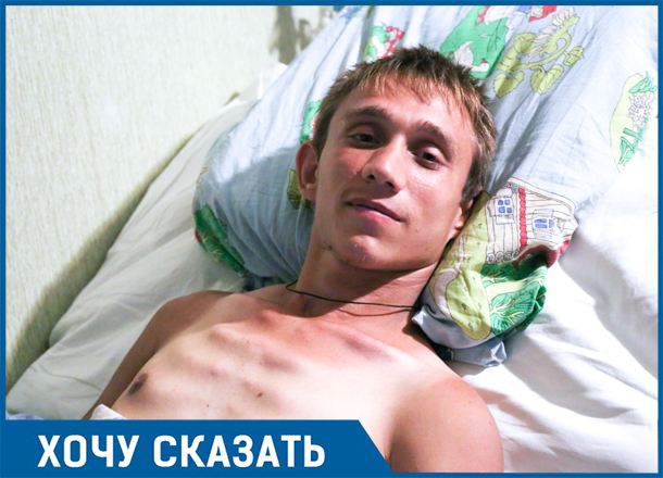 25-летний инвалид заточен в квартире из-за препятствий в подъезде дома Волгограда