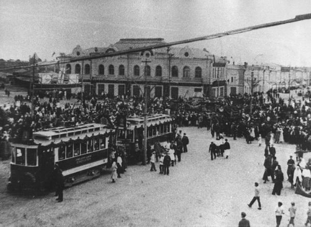 Как в октябре 1917 года большевики захватили власть в Царицыне