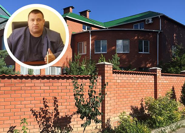Андрей Попков мечтает переоборудовать свой дом-дворец на Латошинке