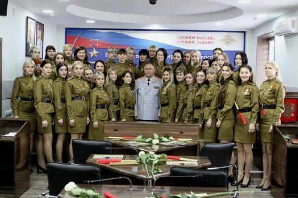 Генерал Кравченко сегодня юбиляр