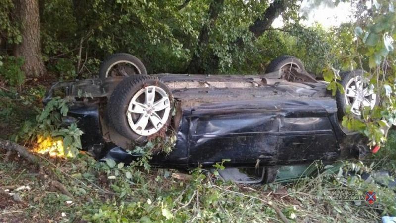 Пьяный водитель перевернул Audi в Волгоградской области: 1 погиб, 3 в больнице