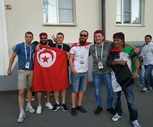 Футболисты покажут зрелищную игру, - посол Туниса призывает болеть волгоградцев за их сборную
