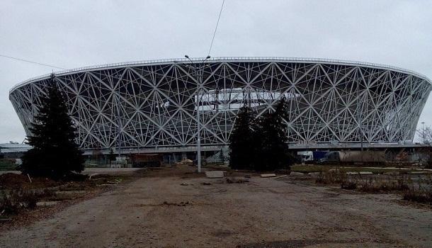 Правительство РФ разрешило доделать стадион к ЧМ-2018 в Волгограде попозже