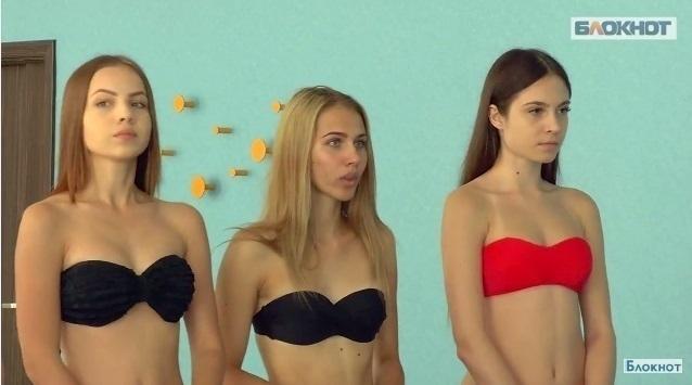 В Волгограде прошел кастинг моделей для работы за рубежом