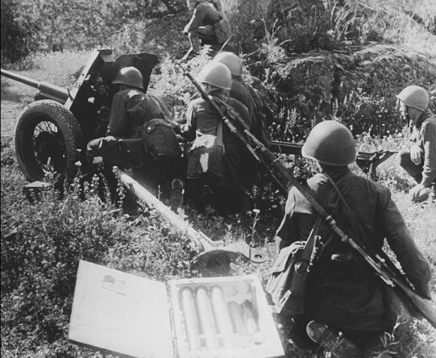 НКВД на защите Сталинграда: чекисты встали на пути немецкой армады