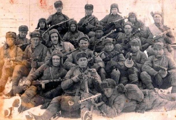 Подвиг солдат 10-й дивизии НКВД кровью записан в истории Сталинградской битвы