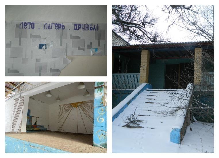 Волгоградские сталкеры сделали пугающую запись в заброшенном детском лагере