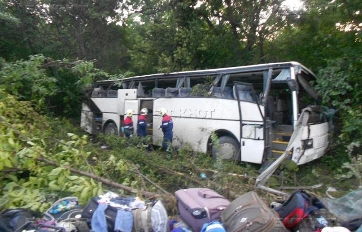 Водителя автобуса из-за которого пострадали волгоградские школьники осудили на 2,5 года