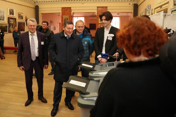 Составлен рейтинг электоральной активности районов Волгоградской области