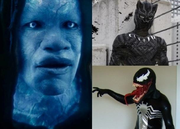 Топ-5 образов на Хэллоуин для волгоградцев из модных фильмов