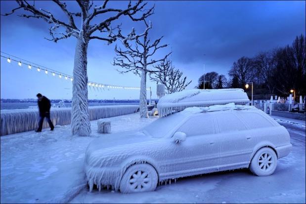 Погода в Волгограде на сегодня: зима продолжается