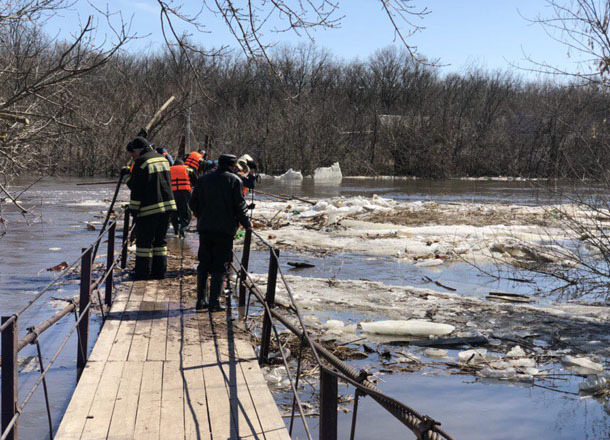 Уровень воды в притоках Волги и Хопра превысит опасные отметки в Волгоградской области