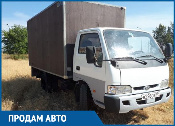 Продается грузовой фургон