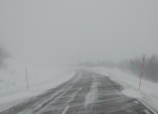 МЧС предупреждает о чрезвычайной опасности на дорогах Волгоградской области