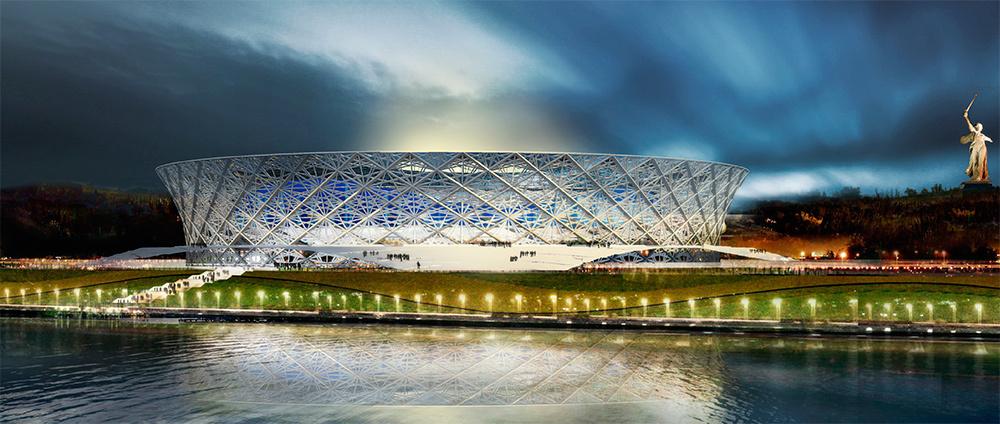 В Волгограде стали известны сроки демонтажа стадиона «Ротор»