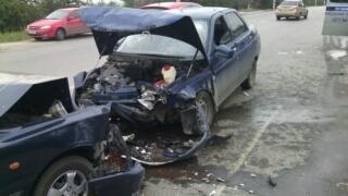 На севере Волгограда в ДТП пострадали четверо, в том числе 9-летний